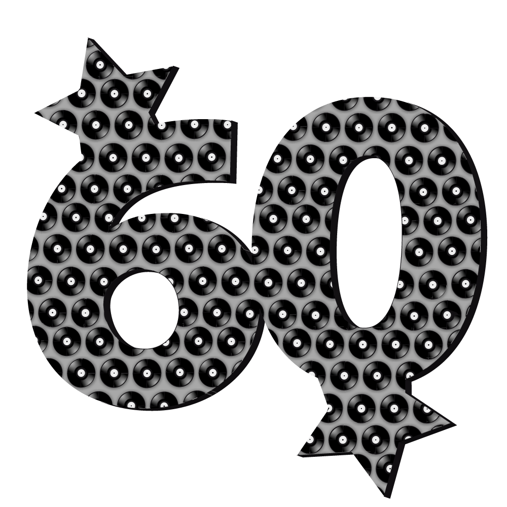 1959 - 2019 Motown
