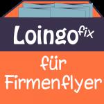 Loingofix für Firmenflyer